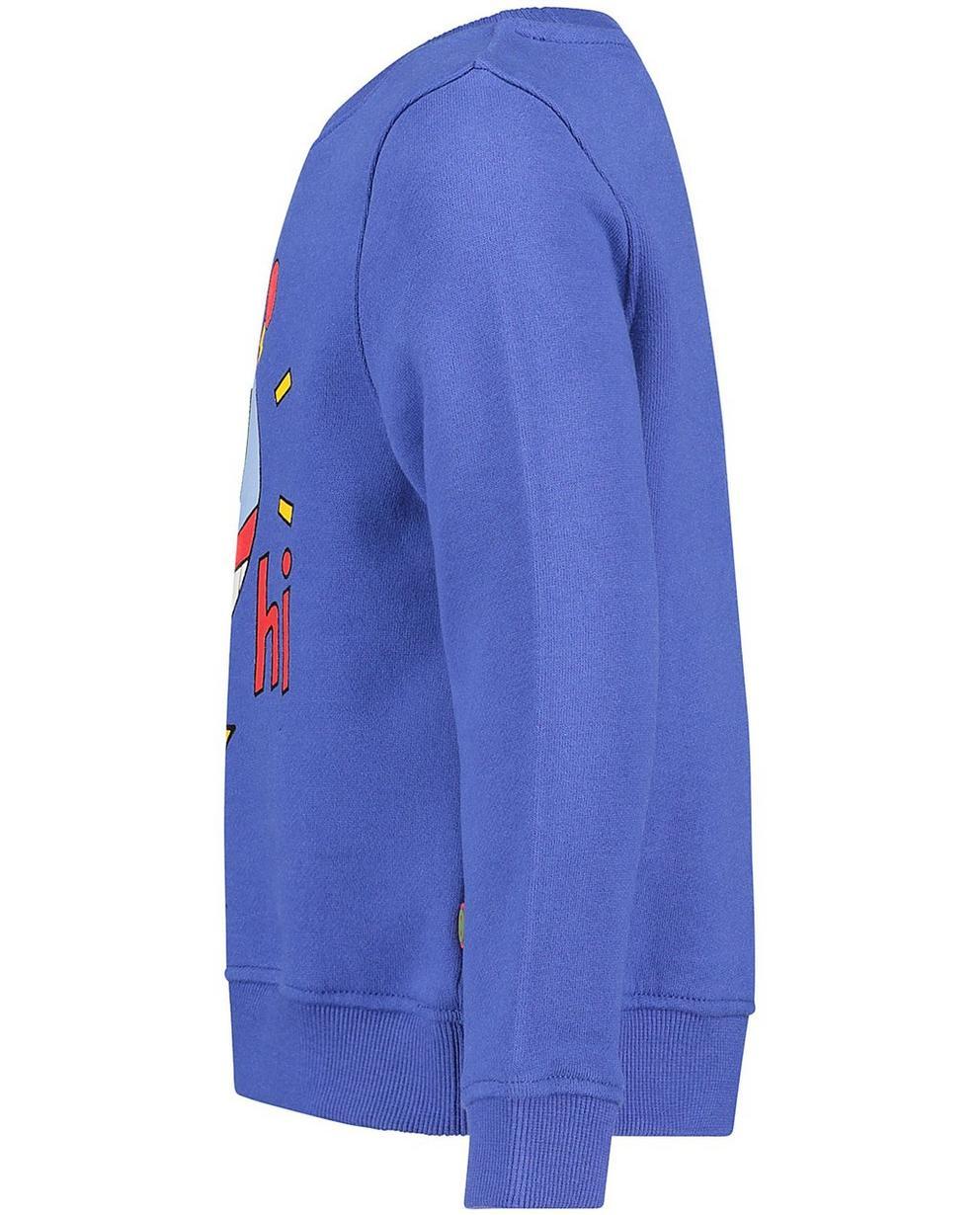 Sweats - navy - Sweat bleu lavande